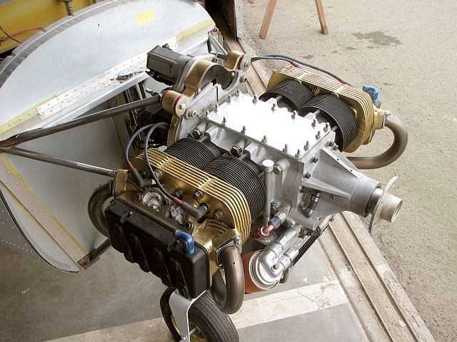 Contact Magazine Ch601xl Revmaster Engine Installation