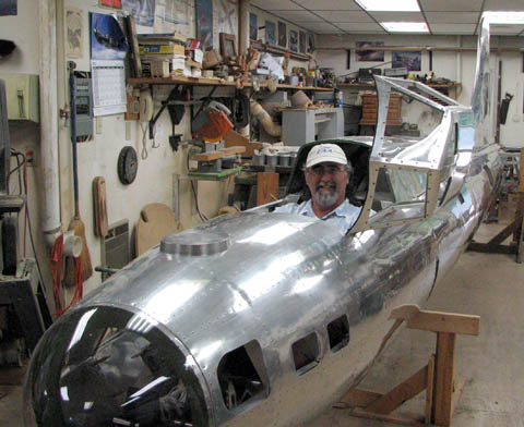 Ultimate Home Build 1 3 Scale Flyable B 17g Not R C