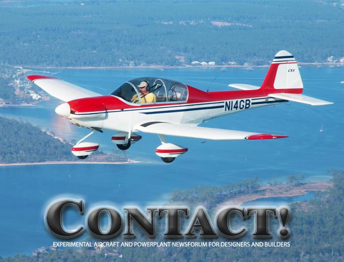 Contact! Magazine- Experimental Aircraft and Powerplant NewsForum
